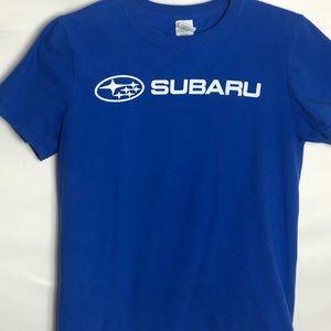 Like new Subaru tee